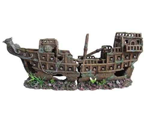 Barco hundido decorativo de Heritage Pet Products