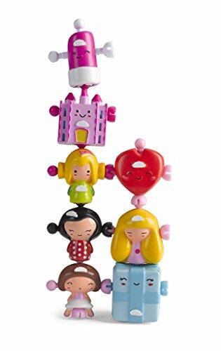 Wizies - Pack de 8 Figuritas (Famosa 700014293)