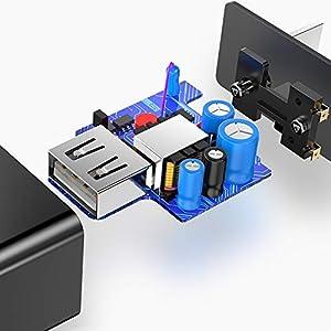 Unimoson 5V AC Adapter Power Supply Charger Compatible LELO Ida Lyla 2 Oden 2 Ora Ora 2 Tara Alia Isla Soraya Inez Yva Mia 2 NEA 2 Lily 2 Liv 2 with 5Ft Charging Cable Cord