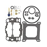 Carburetor Carb Rebuild Repair Kit w/Accelerator Pump for Edelbrock 1400 1403 1404 1405 1407 1409 1410 1411...