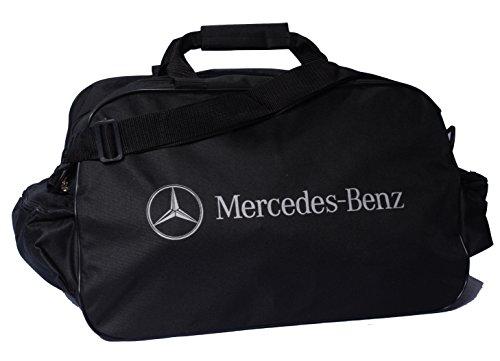Mercedes Benz Logo-Tasche Unisex Freizeit Schule Freizeit Schulter Rucksack