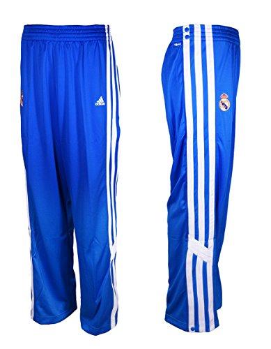 adidas Real Madrid heren basketbalbroek joggingbroek knoopbroek Climalite D80314