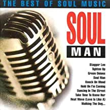 Soul Of Man - The Best Of Soul Music