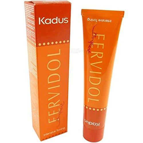 Londa Kadus Fervidol Brilliant 60ml Haar Farbe Tönung Coloration ohne Ammoniak - # 5/3 Light Golden Brown/Hell Gold Brown