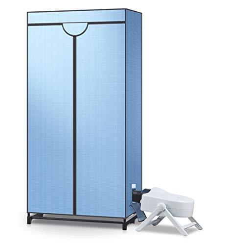 LZQYFHGJ Wäschetrockner, Indoor Kleine Tragbare Staubdicht Erhitzt Wäschetrockner PTC Ceramic Heating 2000w