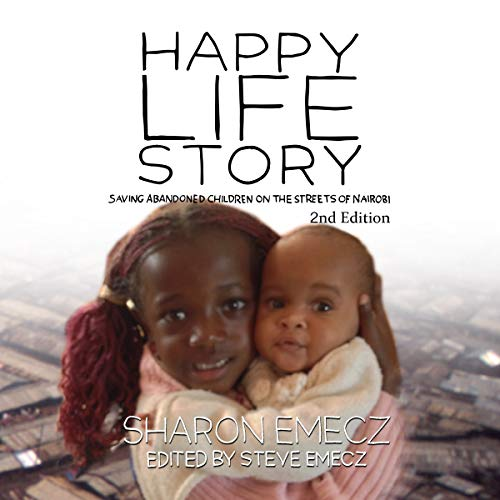 The Happy Life Story (Second Edition) cover art