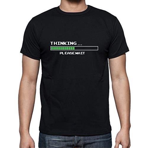 Camiseta de Hombre The Big Bang Theory Sheldon Bazinga Penny Leonard 003 L