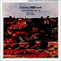Symphonies 10-12