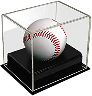 Acrylic Lucite Baseball 36 Ball Display Case Sports Mem, Cards & Fan Shop Autographs-original