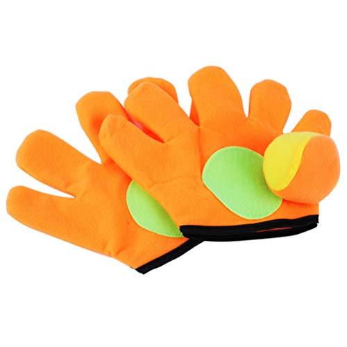 Toyvian - Ballspiele in Orange, Größe 25 * 19 cm