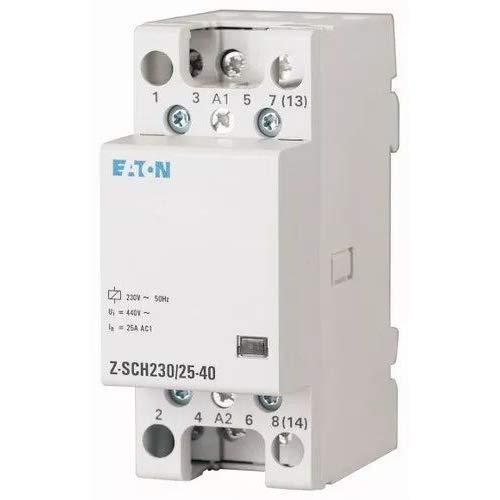 Eaton (Installation) Installationsschütz Z-SCH230/25-40 230VAC/25A/4S Installationsschütz für Reihen