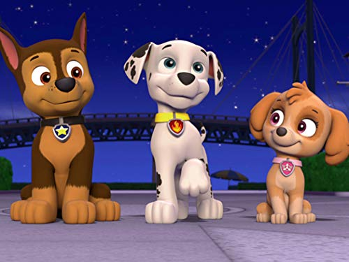 Ultimate Rescue: Pups Save the Movie Monster!
