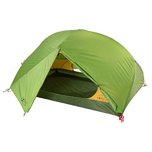 Exped Lyra III Tente pour 3 personnes Meadow