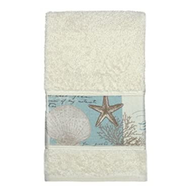 Bacova Guild  Coastal Moonlight  Cotton Terry Hand Towel