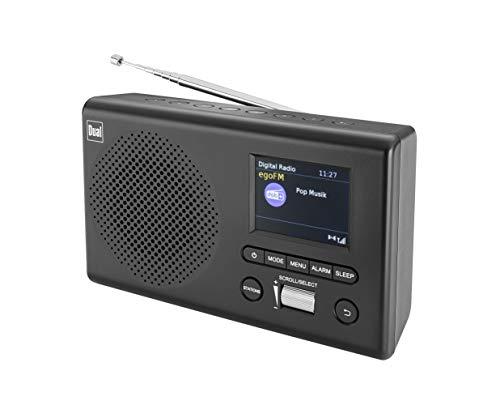 Dual MCR 4 - Portables DAB(+)/UKW Radio mit TFT-Farbdisplay