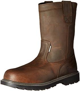 "Wolverine Men's Floorhand Waterproof 10"" Steel Toe Work Boot"