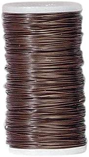 Drahtverarbeitung Preißler Fil de ligature, brun
