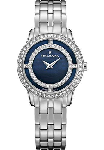 Delbana - Armbanduhr - Damen - Dress Collection - 41711.609.1.530 - Scala