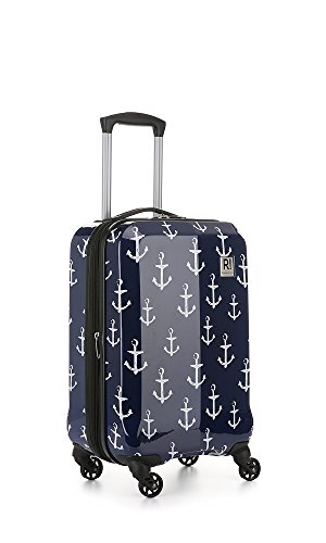 Revelation! Anchor Cq Max Hardside Navy 22' Expandable, Color: Blue, Size: Cabin