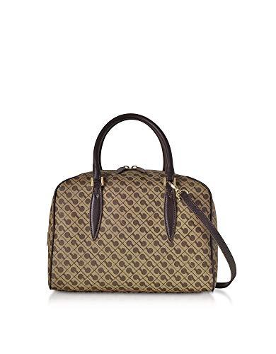 Gherardini Luxury Fashion Donna GHHB0205A Marrone Pvc Borsa A Mano | Primavera-estate 20