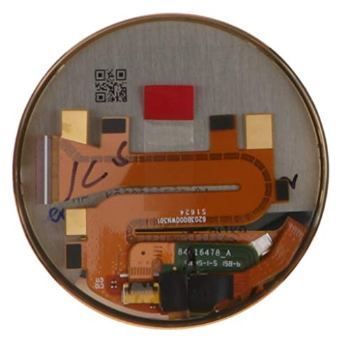 non-brand Sharplace Pantalla LCD de Repuesto Compatible con Motorola Moto 360 2nd Pantalla táctil Reloj Inteligente - 42mm