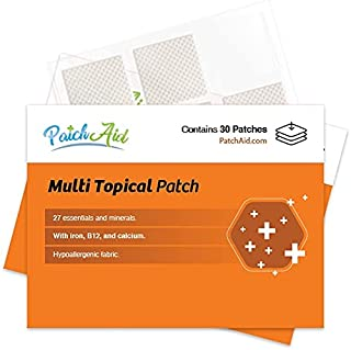Multi Plus Topical Patch by PatchAid (12-Month Supply)