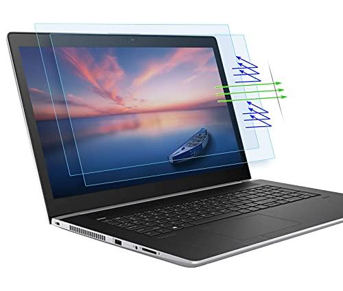 """Protector de pantalla antirreflejos con filtro de luz azul para Laptop de 15,6"""""""