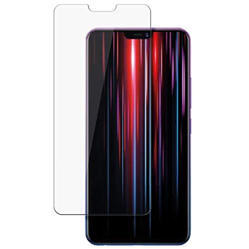 disGuard® Protector de Pantalla [Crystal Clear] compatibile con Vivo Z1 Lite [2 Piezas] Cristal, Transparente, Invisible, Anti-Arañazos, Anti-Huella Dactilar - Película Protectora