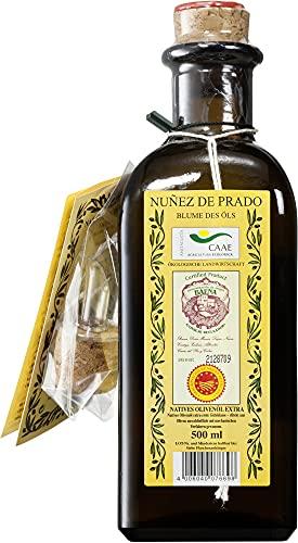 Rapunzel Bio Olivenöl \'Blume des Öls\', nativ extra (2 x 500 ml)