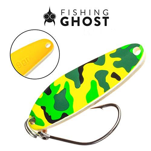 FISHINGGHOST® Wallerblinker BLISSI