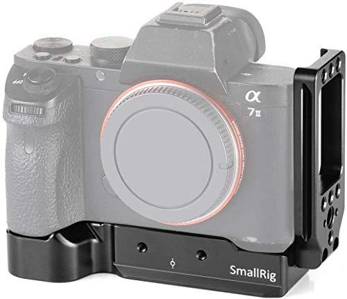 SMALLRIG A7II L Bracket L Plate L Placa para Sony A7II / A7RII / A7SII - 2278