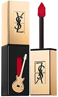 YSL Glossy Stain Guitar Edition Lip Color - Rouge Laque No. 9