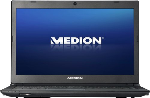 Medion Akoya S4216 35,6 cm (14 Zoll) Ultrabook (Intel Core i3 3217U, 1,8GHz, 4GB RAM, 1TB HDD, Intel HD, Win 8) grau