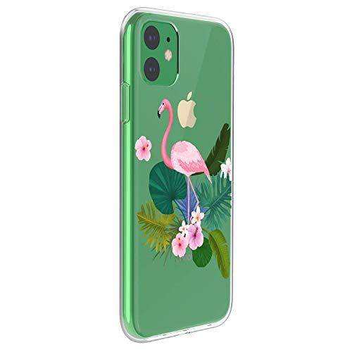 Suhctup Funda compatible con iPhone XS Max Teléfono Móvil TPU Bumper Silicona Transparente Suave Delgada Funda Móvil Goma Fina Flexible Case Teléfono Móvil Soft Back Cover Teléfono Móvil