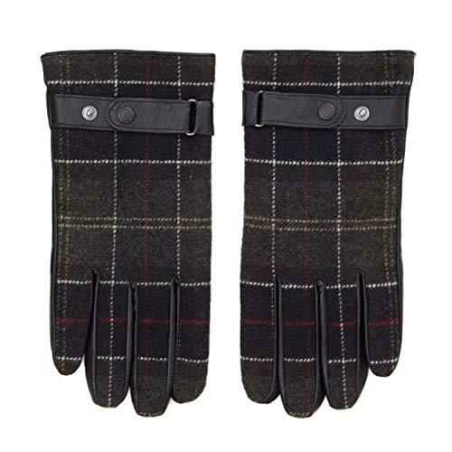 Barbour BAACC1398 TN11 Handschuhe Mann grün L