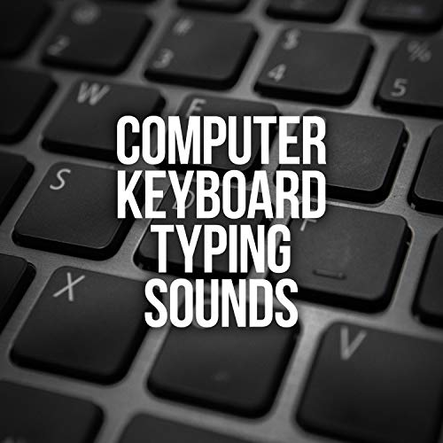 Office Computer Keyboard Typing (Fast 90 WPM)