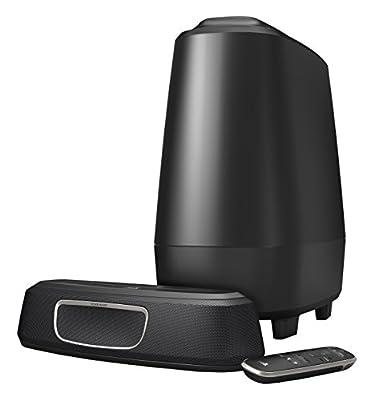 Polk Audio Magnifi Mini Sound Bar with Wireless Sub Woofer by Polk