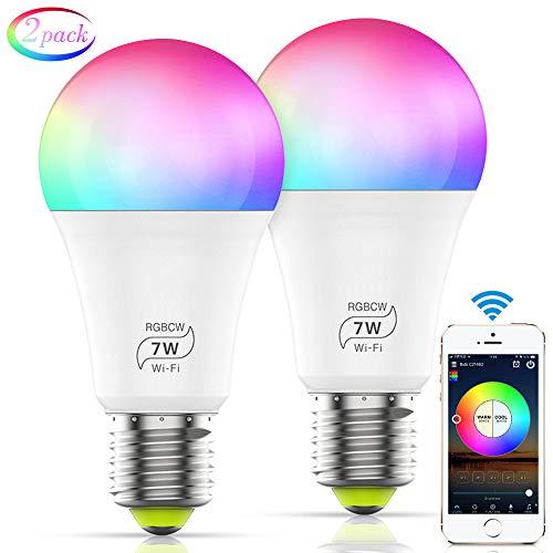 équivalent 40W Ampoule LED E14 5W Couleur RGB Changement Variation Coloré R