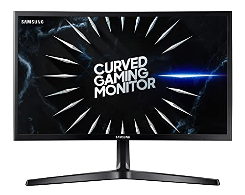 Samsung C24RG54FQU Pantalla para PC 59,7 cm (23.5') Full HD LED Curva Negro - Monitor (59,7 cm (23.5') 1920 x 1080 Pixeles,...