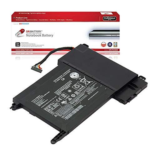 DR. BATTERY Laptop Battery for Lenovo L14M4P23 L14S4P22 IdeaPad Touch Y700-15ISK Y700-17ISK (80NV, 80Q0) 5B10H22084 [14.8V/4050mAh/60Wh]