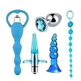 Juego de 5 piezas de saxo para adultos Amal Pluge Amal Bead Training Kit para principiantes Juego de juguete para...