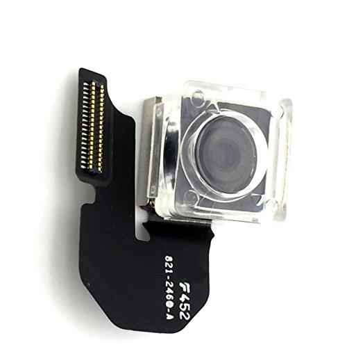 COHK Piezas de Recambio Originales OEM 8Mp Enfoque automático Principal Parte Posterior de la cámara Trasera del módulo Cable Flexible para 4.7 '' iPhone 6