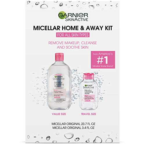 SkinActive Micellar Home and Away Kit