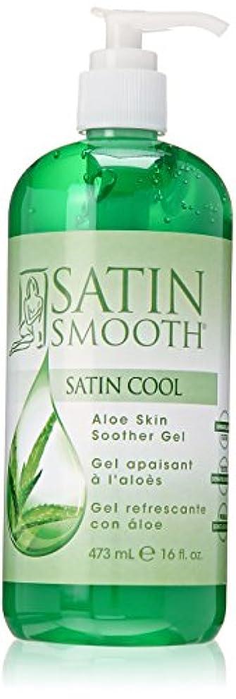 SATIN SMOOTH Satin Cool Aloe Vera Skin Soother 16 oz