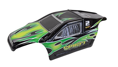 MT2213 Body Green Crawler Spirit 1:8