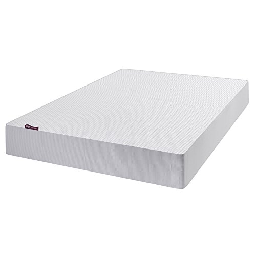 Limitless Home Latex Pocket 1000 10 inch Reflex Foam and CoolBlue Memory Foam Mattress with Zipped Cover | Made in UK