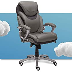 Serta Air Health and Wellness Executive Office Chair Pic- Best Office Chairs Under 200