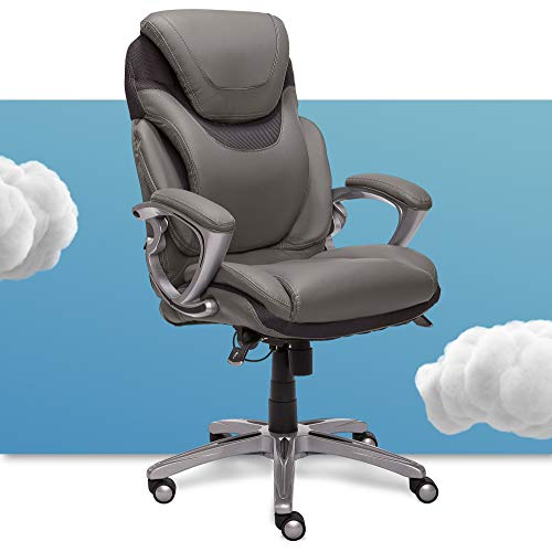 Serta AIR Health and Wellness Executive Office Chair High Back Ergonomic for...
