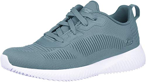 Skechers Damen 32504-SAGE_38 Sneakers, Grey, EU