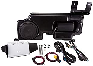 Kicker PF150SC15 PowerStage Amp & Powered Sub Upgrade for 2015 Ford F-150 Super Cab/Crew w/ MyFord Radio